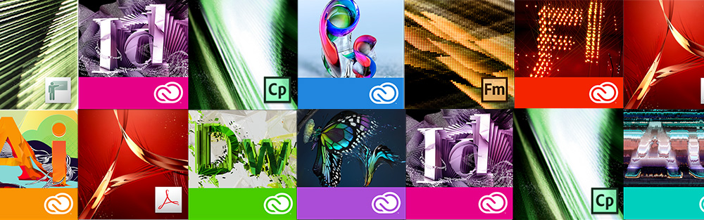 Adobe Training Courses Banner